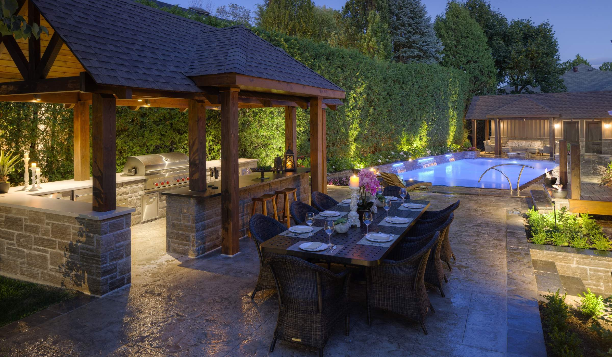 Turnkey Backyards